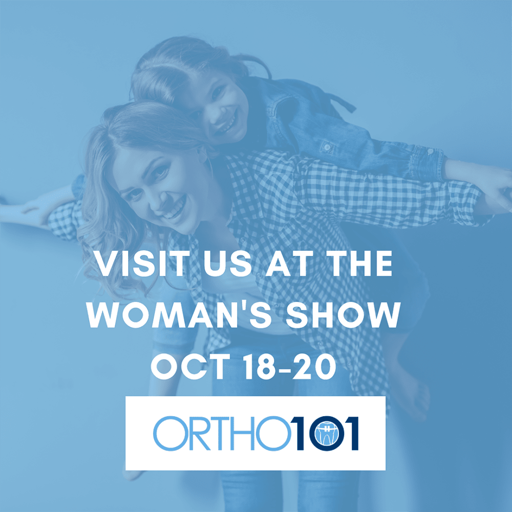 Ortho 101 at The Woman's Show Next Month! Grande Prairie orthodontist Dr. Chana